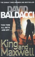 King and Maxwell - David Baldacci (ISBN 9781447265054)