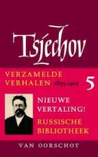 5 Verhalen 1894-1903 - Anton P. Tsjechov (ISBN 9789028240452)