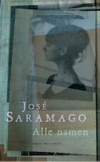 Alle namen - José Saramago (ISBN 9789029077262)