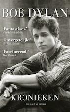 Kronieken - Bob Dylan (ISBN 9789038892955)