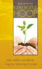 Klein boekje hoop - Joost van der Leij (ISBN 9789460510168)