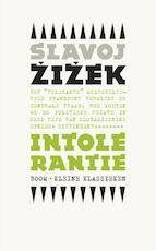 Intolerantie - Slavoj Zizek (ISBN 9789461052315)