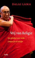 Vrij van religie - De Dalai Lama, Dalai Lama (ISBN 9789056702953)