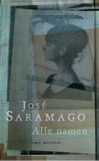 Alle namen - Jose Saramago (ISBN 9789460230912)