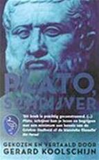 Plato, schrijver