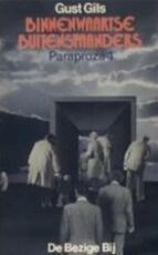 Binnenwaartse buitenstaanders - Gust Gils (ISBN 9789023406204)