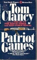 Patriot games. - Tom Clancy (ISBN 9780425112182)