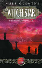 Wit'ch Star - James Clemens (ISBN 9781841492445)