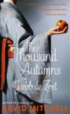 The Thousand Autumns of Jacob de Zoet - David Mitchell (ISBN 9780340921593)