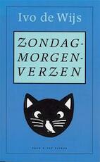 Zondagmorgenverzen - Ivo de Wijs (ISBN 9789038883991)