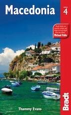 Bradt Macedonia - Thammy Evans (ISBN 9781841623955)