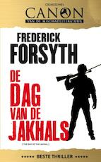 De dag van de jakhals - Frederick Forsyth (ISBN 9789044982589)