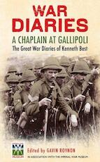 Chaplain at Gallipoli