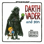 Darth vader and son - Jeffrey Brown (ISBN 9781452106557)