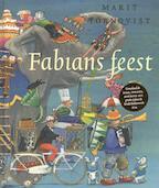 Fabians feest - Marit Tornqvist, Marit Törnqvist (ISBN 9789059652545)