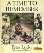 A Time to Remember - Peter Luck (ISBN 9780855611637)