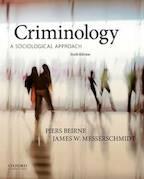 Criminology - Piers Beirne, James W. Messerschmidt (ISBN 9780199334643)