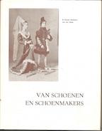 Van schoenen en schoenmakers - Eline Canter Cremers-van der Does
