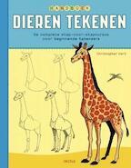 Handboek dieren tekenen - Christopher Hart (ISBN 9789044738612)