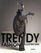 Trendy Fashion Illustrators - (ISBN 9788496823105)
