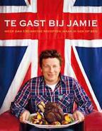 Te gast bij Jamie - Jamie Oliver (ISBN 9789021551357)