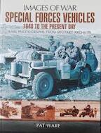 Special Forces Vehicles 1940 to the present day - Pat Ware (ISBN 9781848846425)