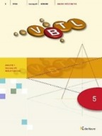 VBTL 5 - Analyse 1 - Leerweg 6/8 - Reële functies - - Philip Bogaert, Filip Geeurickx, En Anderen (ISBN 9789048603787)