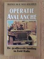 Operatie Avalanche - David Mason, C. den Ouden (ISBN 9789002191282)