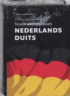 Van Dale Studiewoordenboek Nederlands-Duits - Unknown (ISBN 9789066482500)