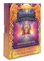 Engelen antwoorden orakelkaarten - Doreen Virtue, Radleigh Valentine (ISBN 9789085082019)
