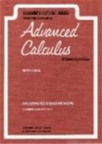 Schaum's outline of theory and problems of advanced calculus - Murray R. Spiegel (ISBN 9780070843806)