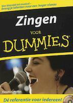Zingen voor Dummies + CD - P.S. Phillips (ISBN 9789043015240)
