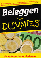 Beleggen voor Dummies - Matthijs Kanis (ISBN 9789043014984)
