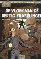 De vloek van de dertig Zilverlingen - De avonturen van Blake en Mortimer 20 - Jean van Hamme, Antoine Aubin (ISBN 9067370517)