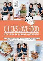 Chickslovefood - Het meal planning-kookboek - Nina de Bruijn, Elise Gruppen (ISBN 9789046821312)