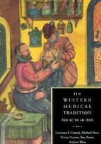 Western Medical Tradition - Lawrence I Conrad (ISBN 9780521475648)