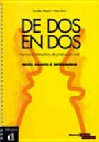 De dos en dos - Lourdes Miquel, Lourdes Miquel López, Neus Sans, Neus Sans Baulenas (ISBN 9788484431374)
