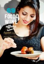 69 food & wine affairs - Sepideh Sedaghatnia (ISBN 9789401433303)