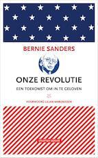 Onze revolutie - Bernie Sanders (ISBN 9789492734013)