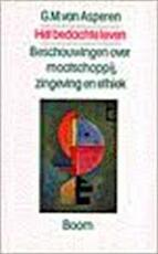 Het bedachte leven - G. M. van Asperen (ISBN 9789053520642)