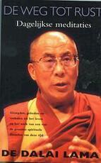 De weg tot rust - Dalai Lama (ISBN 9789055018000)