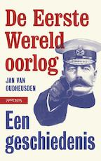 De eerste Wereldoorlog - Jan van Oudheusden (ISBN 9789044637861)