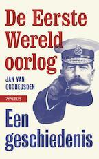 De Eerste Wereldoorlog - Jan van Oudheusden (ISBN 9789044637878)