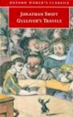 Gulliver's travels - Jonathan Swift, Claude Julien Rawson, Ian Higgins (ISBN 9780192805348)