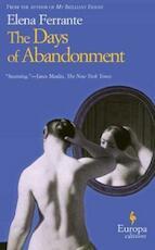 Days of Abandonment - Elena Ferrante (ISBN 9781933372006)