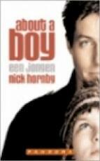About a boy / Een jongen / Film editie - Nick Hornby (ISBN 9789025416171)