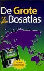 De Grote Bosatlas - Ferdinand Jan Ormeling, BOS Amp (ISBN 9789001121006)