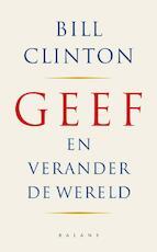 Geef - B. Clinton (ISBN 9789050188692)