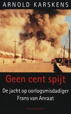 Geen cent spijt - Arnold Karskens (ISBN 9789029077941)