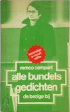 Alle bundels gedichten - Remco Campert (ISBN 9789023445449)